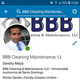 BBB Cleaning & Maintenance, LLC