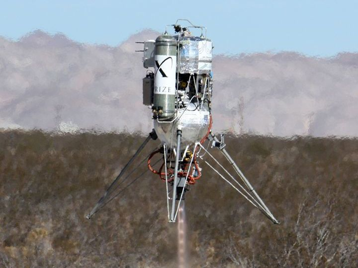 History of Challenges: Northrup Grumman Lunar Lander