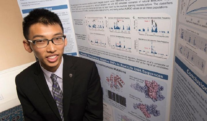 17-year Old Discovers DNA Mutations That Could Help Fight Disease