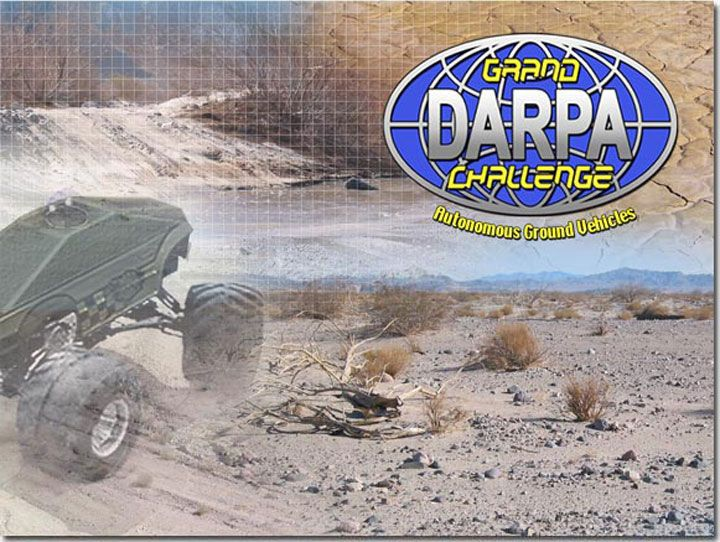 The Drive for Autonomous Vehicles: The DARPA Grand Challenge
