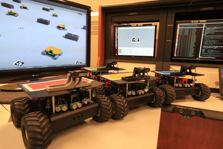 Exploring with Robot Swarms: NASA Swarmathon Challenge