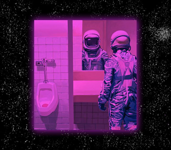 How to Poop In Outer Space