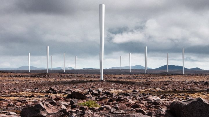 The Vortex Bladeless Wind Turbine