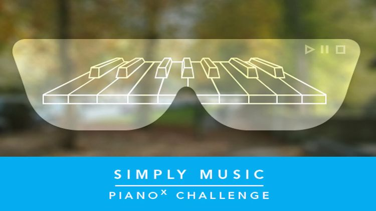 Simply Music Pianoˣ Challenge