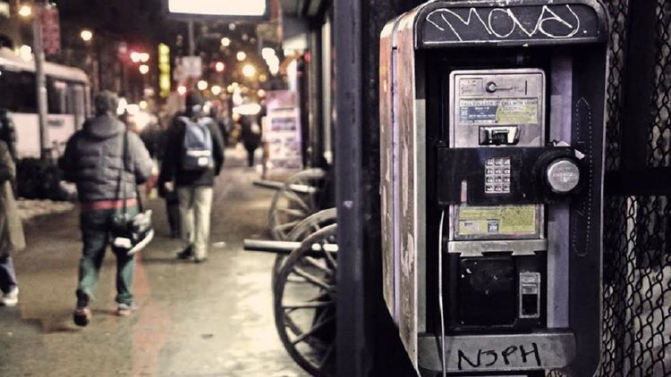 Public Utility Challenge - Innovate PayPhones