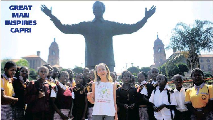 'Around The World in 80 Anthems' Documentary Challenge