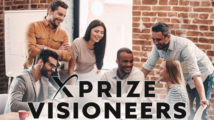 XPRIZE Visioneers 2017