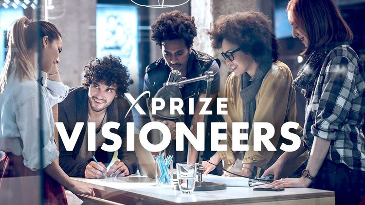 XPRIZE Visioneers 2016