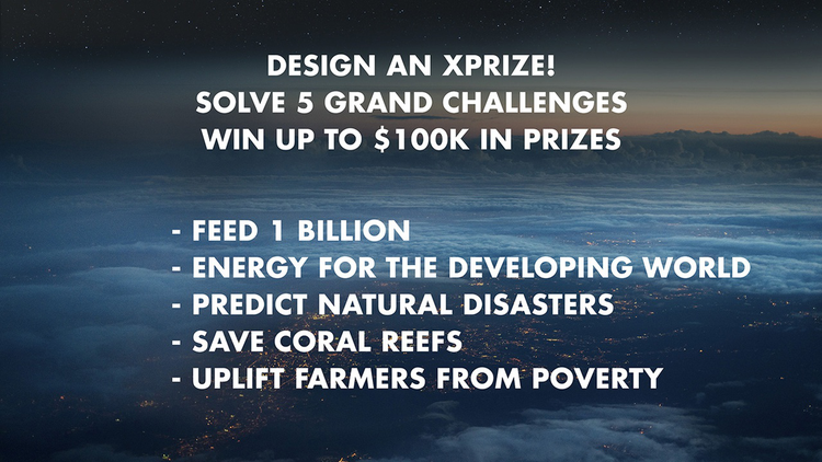 XPRIZE Visioneering 2018 - Design Challenge