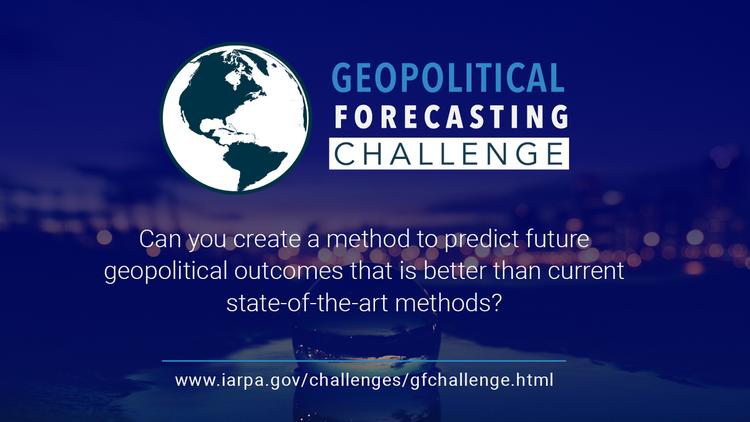 Geopolitical Forecasting [GF] Challenge