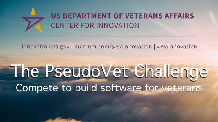 The VA PseudoVet Challenge