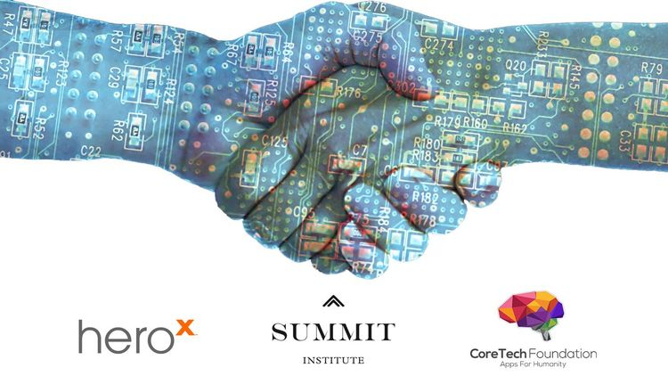 Blockchain Social Impact Challenge by Summit Institute & CoreTech Foundation