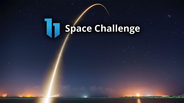 Base 11 Space Challenge