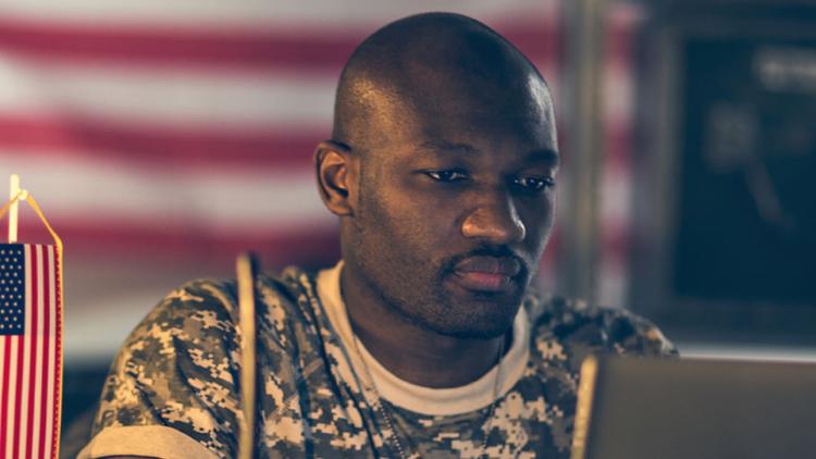 Topcoder for Veterans