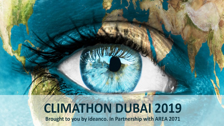 CLIMATHON DUBAI - First in the Middle East
