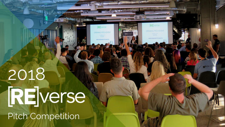 2018 [Re]verse Pitch Competition