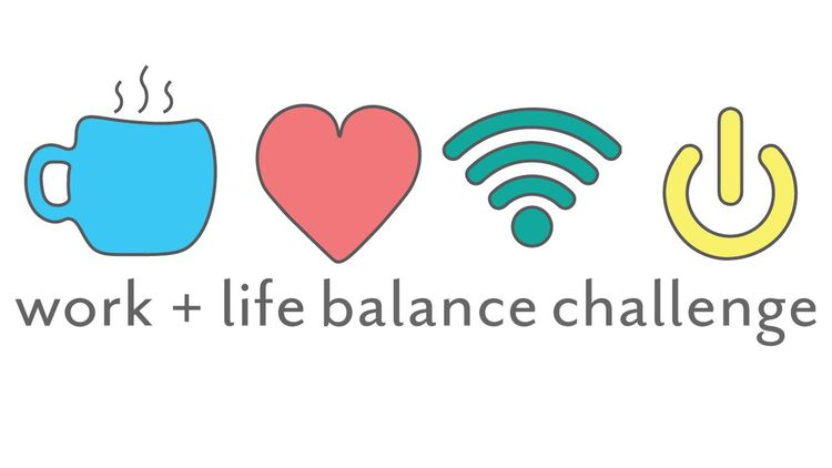 how to work life balance