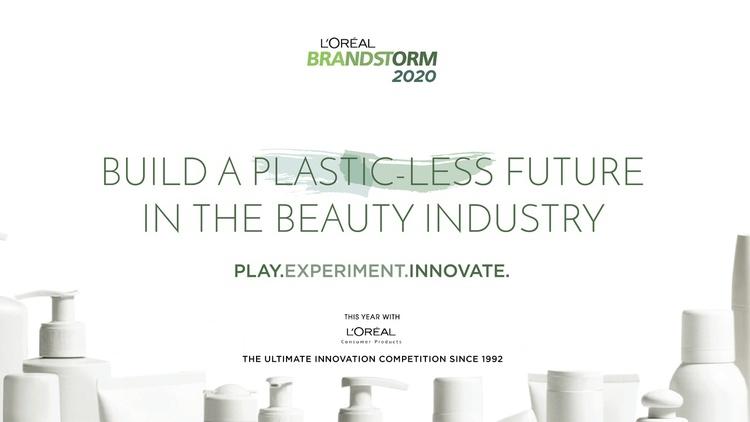 L'Oreal Brandstorm Plastic-Less Future