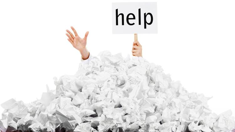 Paper Nightmare
