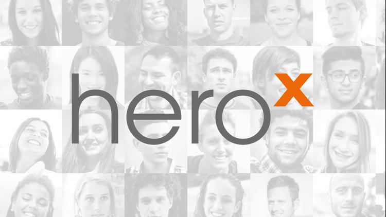 Design a HeroX T-Shirt