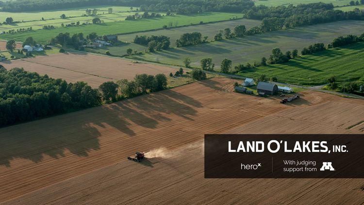 Land O'Lakes Prize: Drone Challenge