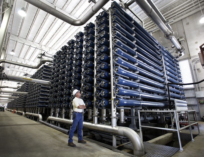 The Challenge Of Desalination