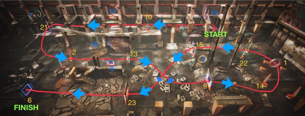 AlphaPilot – Lockheed Martin AI Drone Racing Innovation Challenge