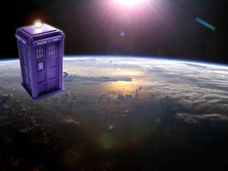 To Put a TARDIS in Orbit